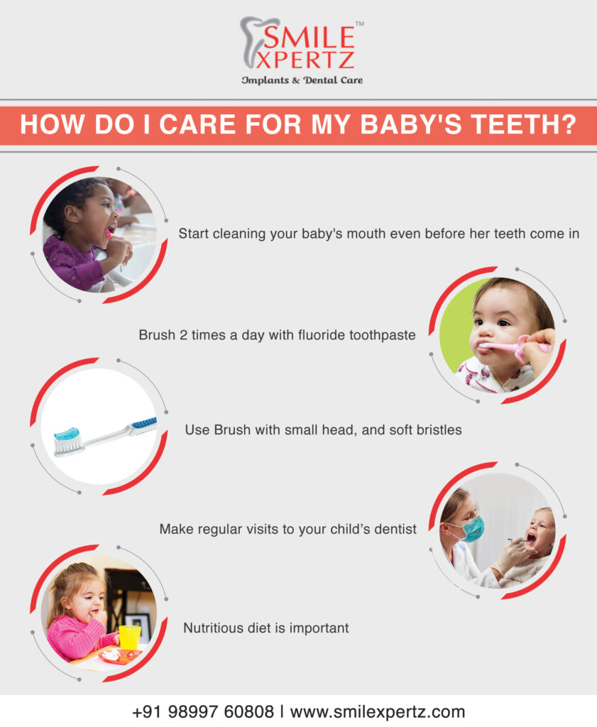 Baby Teeth Care