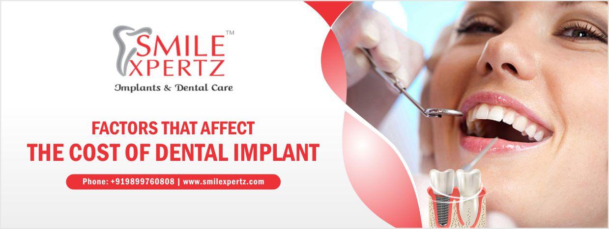 Dental Implant Cost in Gurgaon